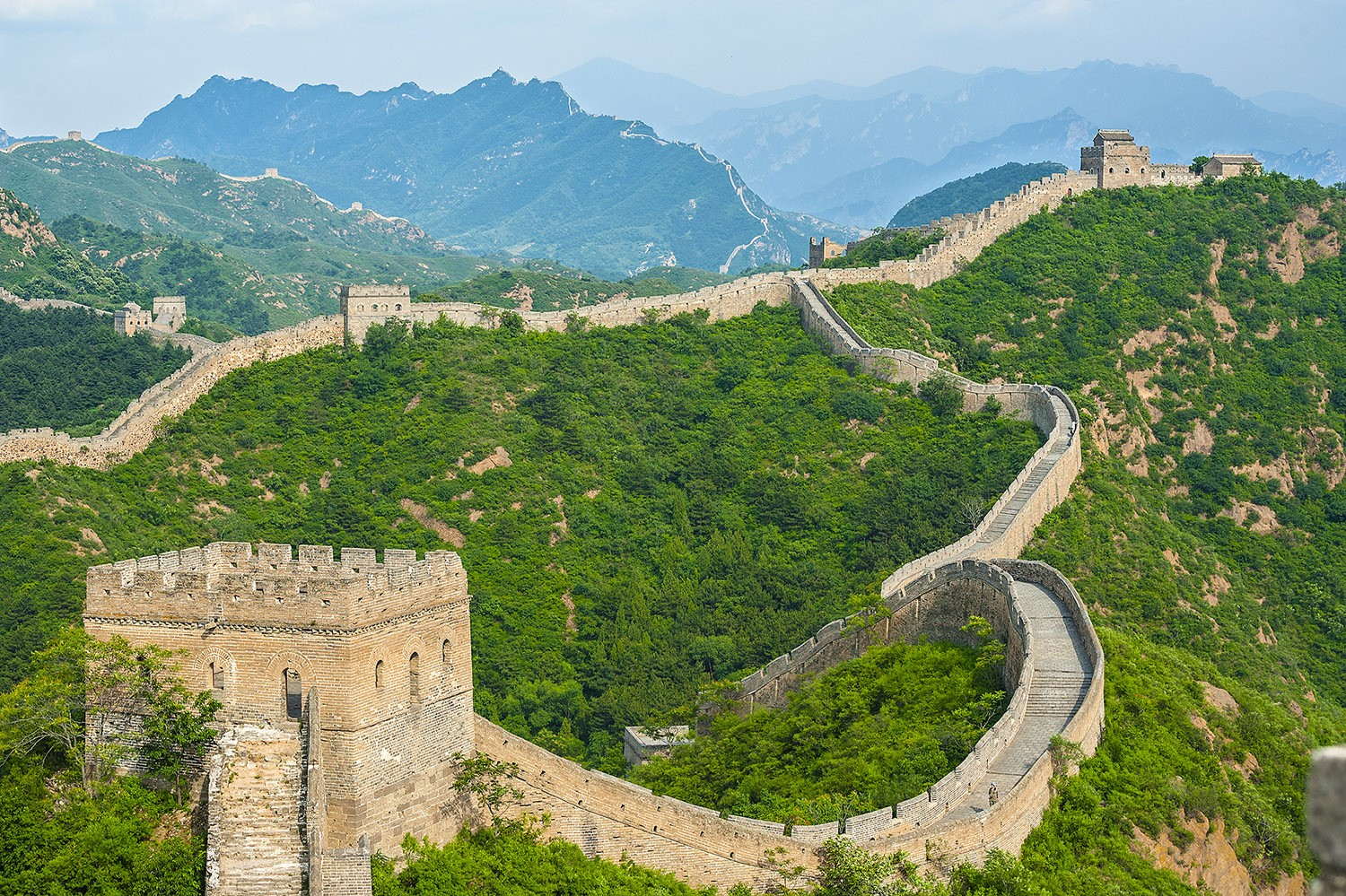 great wall china research paper Little of it remains, it was much farther north than the current wall, which was built during the ming dynasty [great wall origin of the great wall | history great wall of china, history, gallery of pictures, travel guide, news, discovery and research.